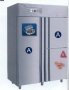 Armadio Refrig 1A+2 1/2A  T. ind.1050+350Lt T-2°+8°/0°-5°C